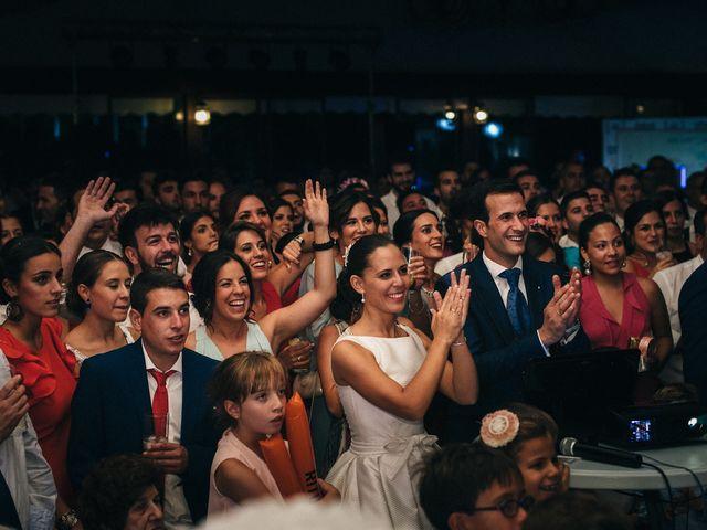 La boda de Ángel y Elena en Los Santos De Maimona, Badajoz 36