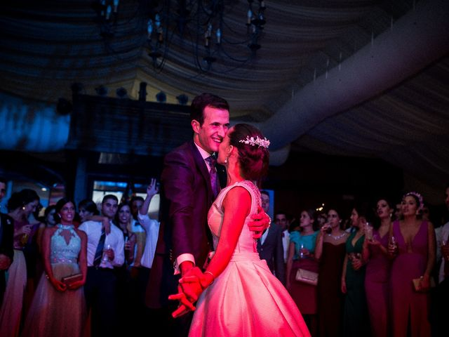 La boda de Ángel y Elena en Los Santos De Maimona, Badajoz 40