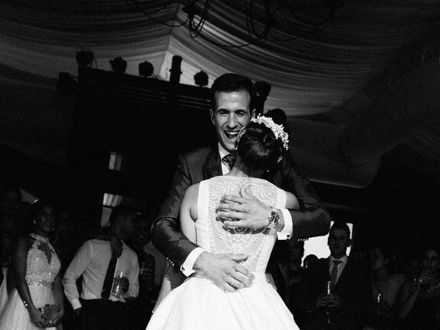 La boda de Ángel y Elena en Los Santos De Maimona, Badajoz 41