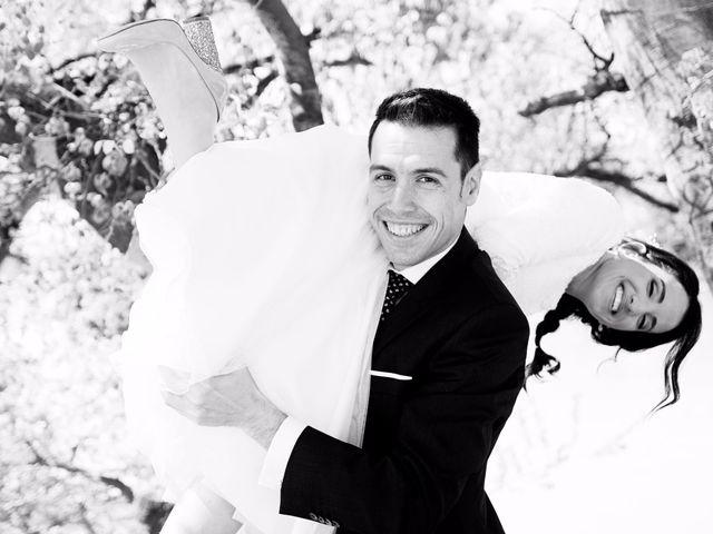 La boda de Silvia y Mariano