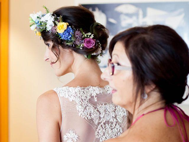 La boda de Marco y Laura en Argentona, Barcelona 4
