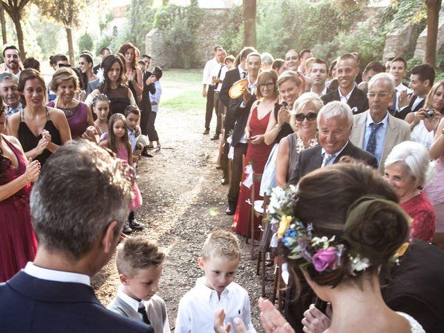 La boda de Marco y Laura en Argentona, Barcelona 9