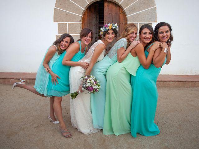 La boda de Marco y Laura en Argentona, Barcelona 12