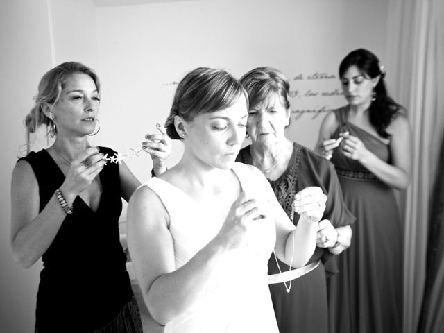 La boda de Fran y Laura en Tabarca, Alicante 17
