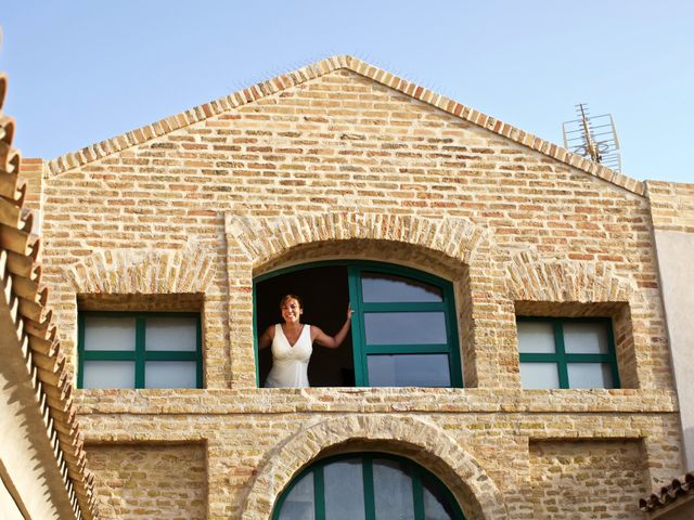 La boda de Fran y Laura en Tabarca, Alicante 18