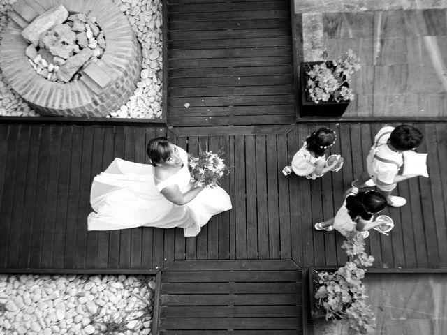 La boda de Fran y Laura en Tabarca, Alicante 20