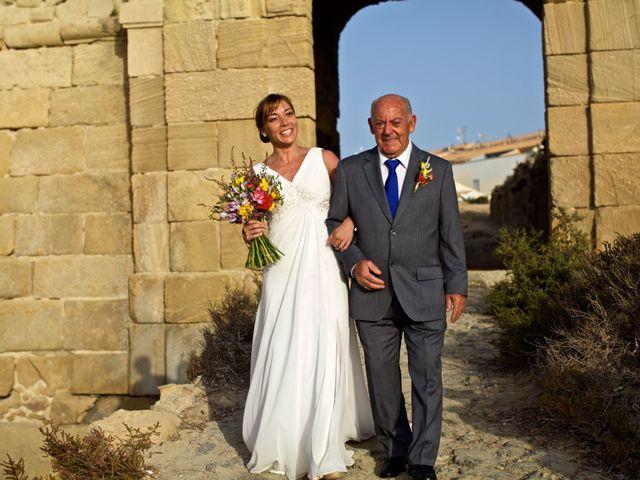 La boda de Fran y Laura en Tabarca, Alicante 23