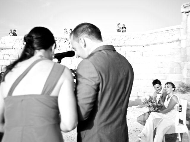 La boda de Fran y Laura en Tabarca, Alicante 24