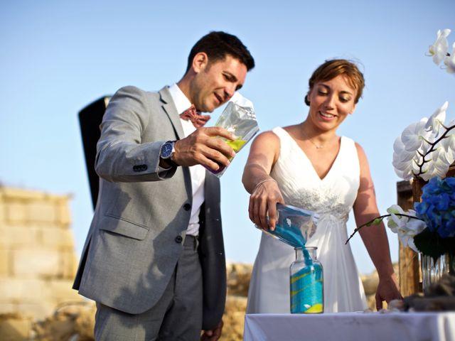 La boda de Fran y Laura en Tabarca, Alicante 28