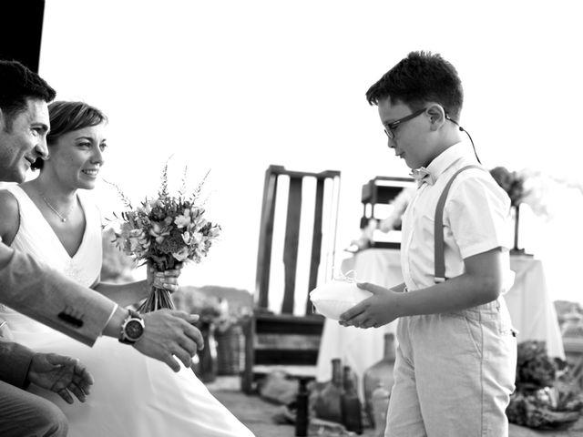 La boda de Fran y Laura en Tabarca, Alicante 30