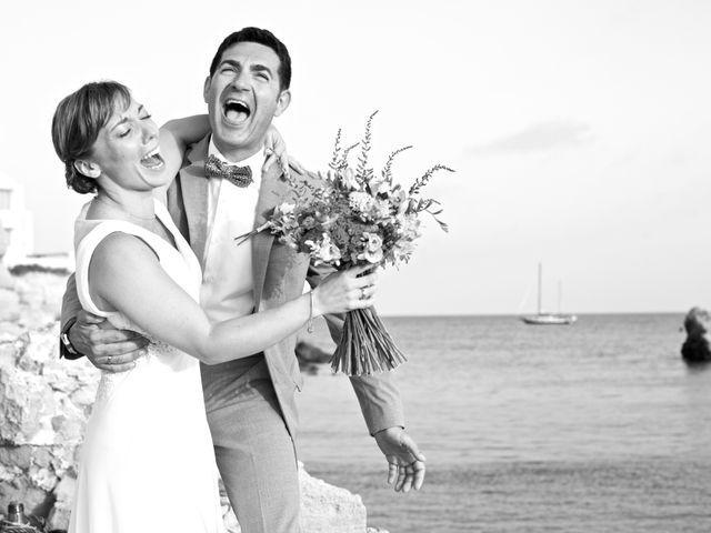 La boda de Fran y Laura en Tabarca, Alicante 32