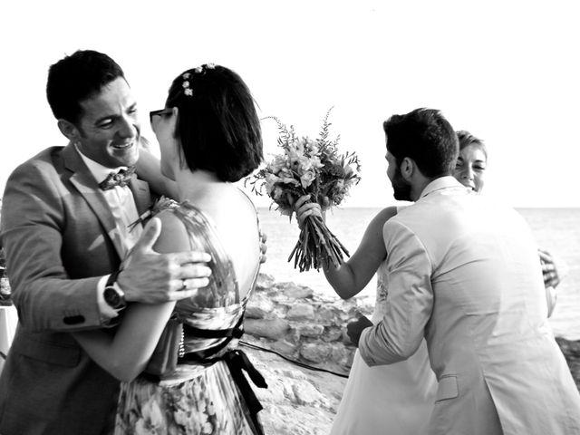 La boda de Fran y Laura en Tabarca, Alicante 33