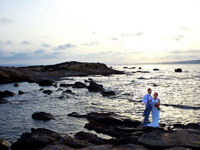 La boda de Fran y Laura en Tabarca, Alicante 35
