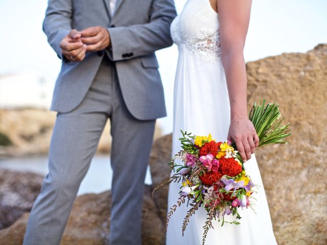 La boda de Fran y Laura en Tabarca, Alicante 36
