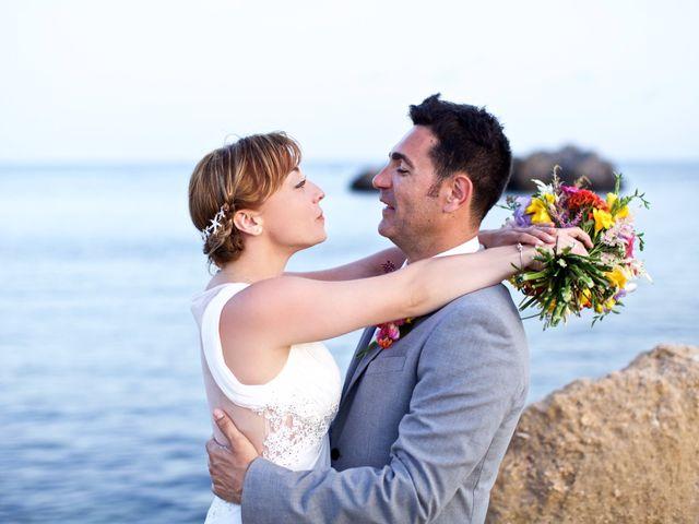 La boda de Fran y Laura en Tabarca, Alicante 37