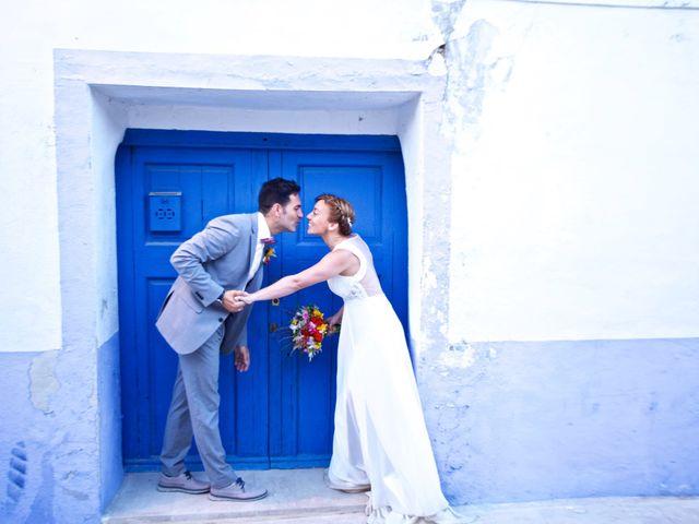 La boda de Fran y Laura en Tabarca, Alicante 2