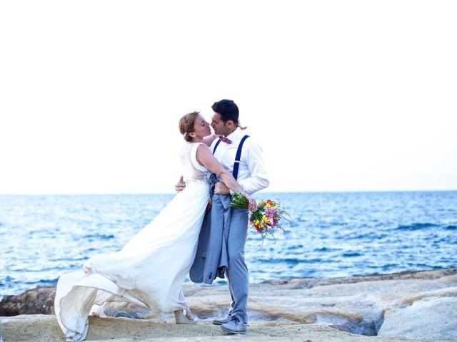 La boda de Fran y Laura en Tabarca, Alicante 39