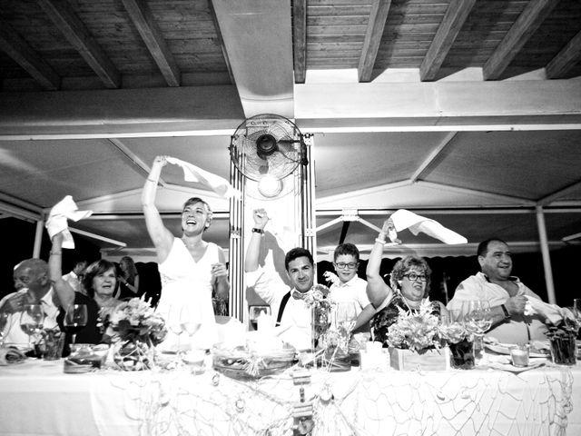 La boda de Fran y Laura en Tabarca, Alicante 50