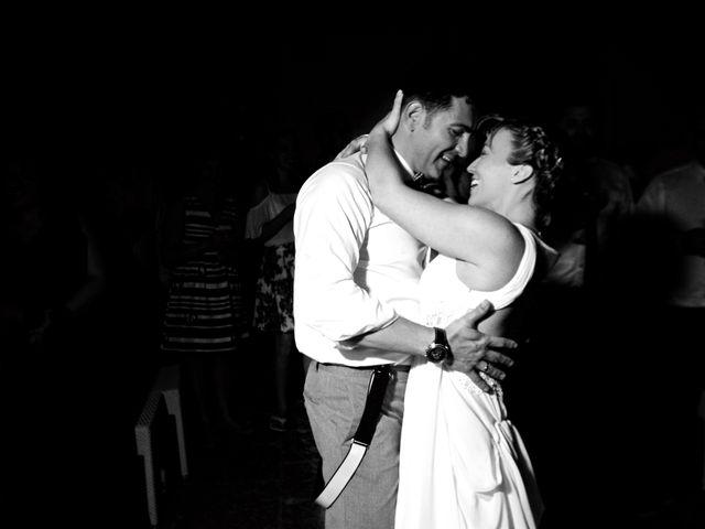 La boda de Fran y Laura en Tabarca, Alicante 53