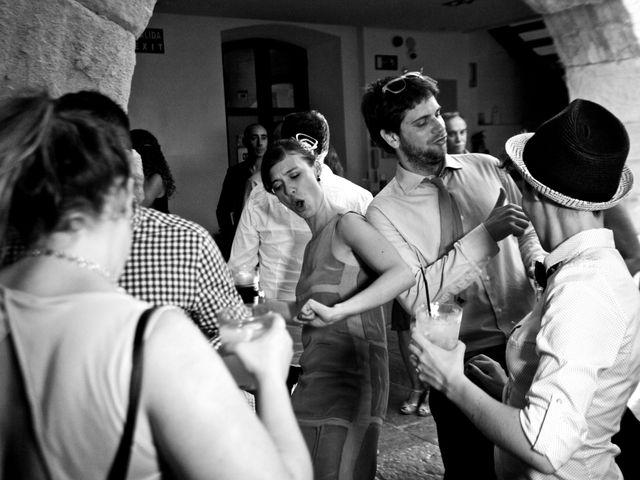 La boda de Fran y Laura en Tabarca, Alicante 54