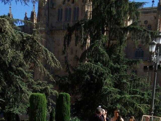 La boda de Javier y Virginia en Salamanca, Salamanca 5