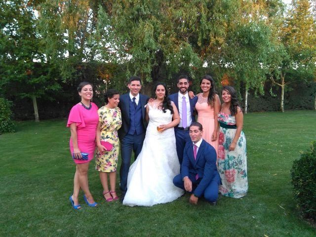 La boda de Javier y Virginia en Salamanca, Salamanca 7