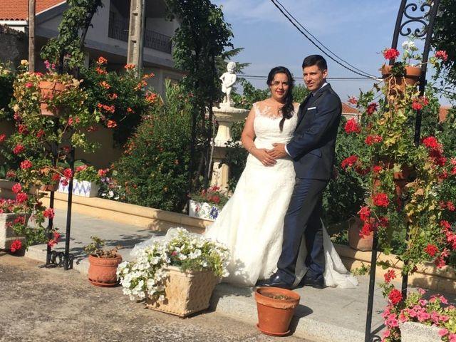 La boda de Virginia y Javier