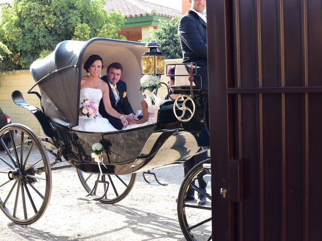 La boda de Dani y Rocio en Jerez De La Frontera, Cádiz 4