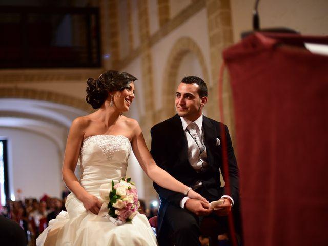 La boda de Dani y Rocio en Jerez De La Frontera, Cádiz 5