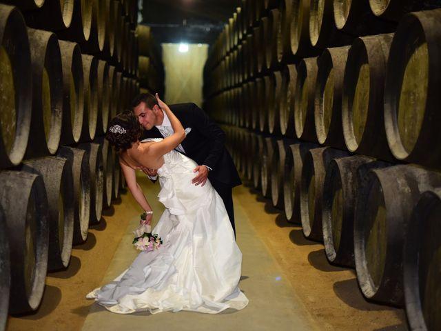 La boda de Dani y Rocio en Jerez De La Frontera, Cádiz 10