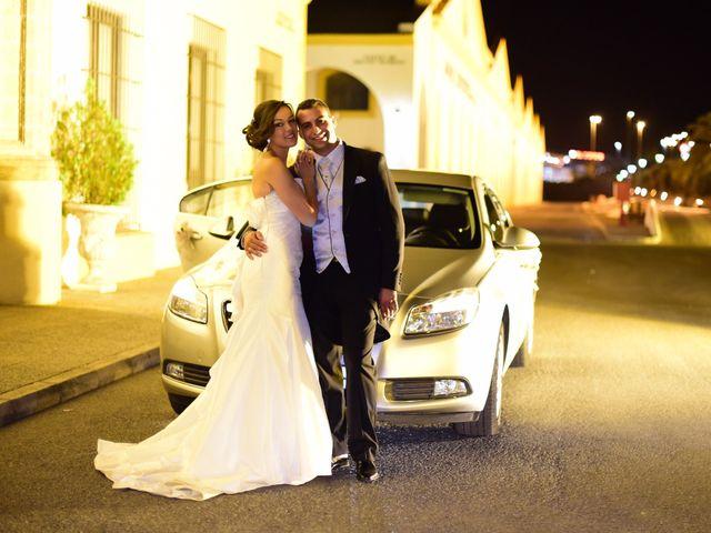 La boda de Dani y Rocio en Jerez De La Frontera, Cádiz 11