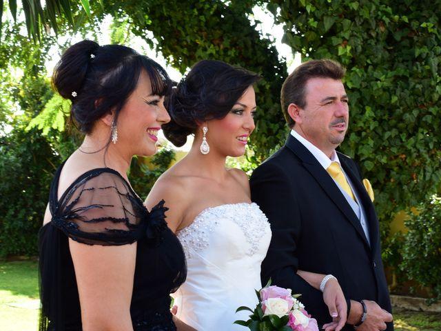 La boda de Dani y Rocio en Jerez De La Frontera, Cádiz 13