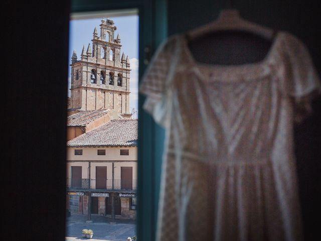 La boda de Alberto y Laura en Ayllon, Segovia 30