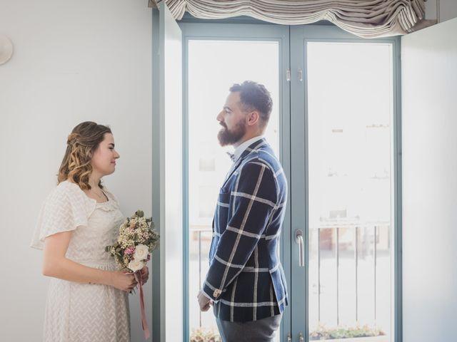La boda de Alberto y Laura en Ayllon, Segovia 53