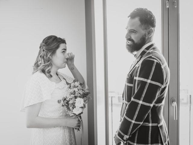 La boda de Alberto y Laura en Ayllon, Segovia 55
