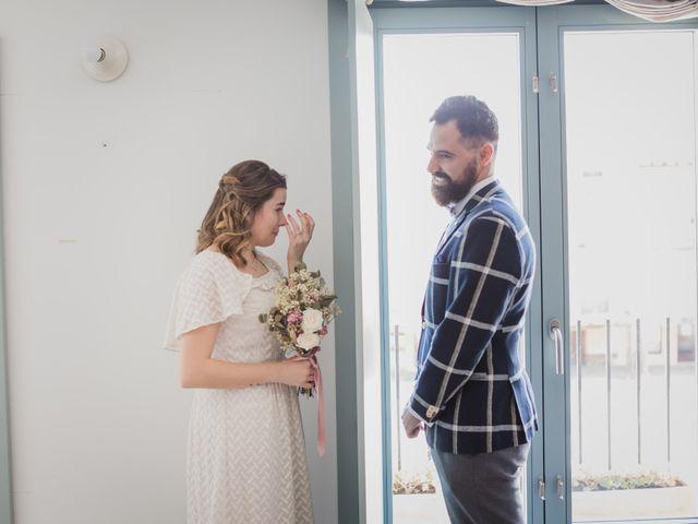 La boda de Alberto y Laura en Ayllon, Segovia 56