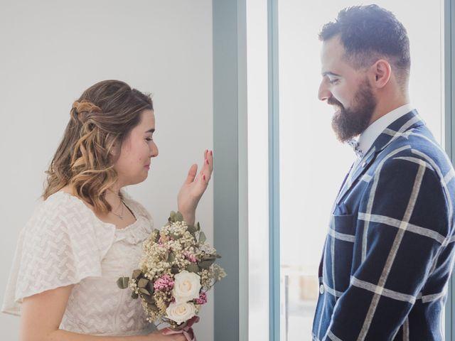 La boda de Alberto y Laura en Ayllon, Segovia 57