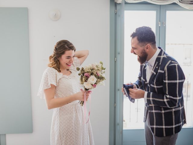 La boda de Alberto y Laura en Ayllon, Segovia 60