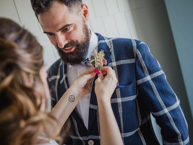 La boda de Alberto y Laura en Ayllon, Segovia 61