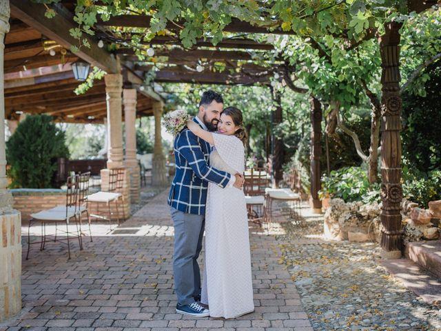 La boda de Alberto y Laura en Ayllon, Segovia 65