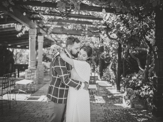 La boda de Alberto y Laura en Ayllon, Segovia 66