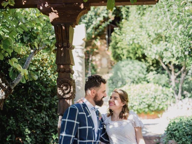 La boda de Alberto y Laura en Ayllon, Segovia 73