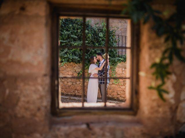 La boda de Alberto y Laura en Ayllon, Segovia 77