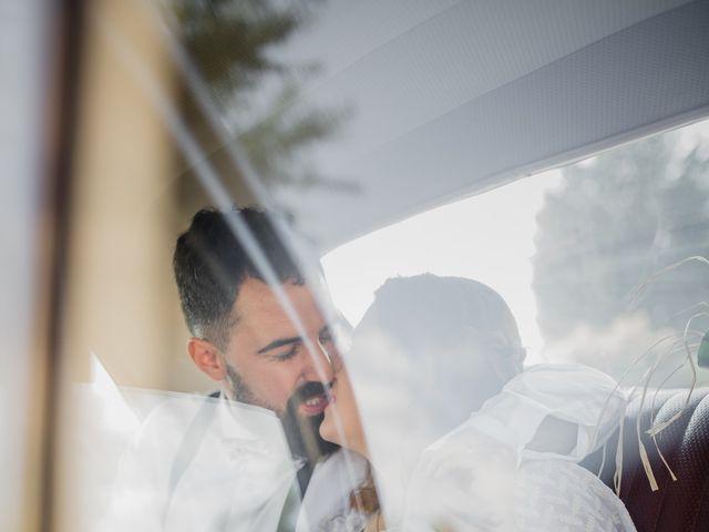 La boda de Alberto y Laura en Ayllon, Segovia 81