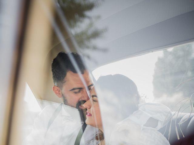 La boda de Alberto y Laura en Ayllon, Segovia 82