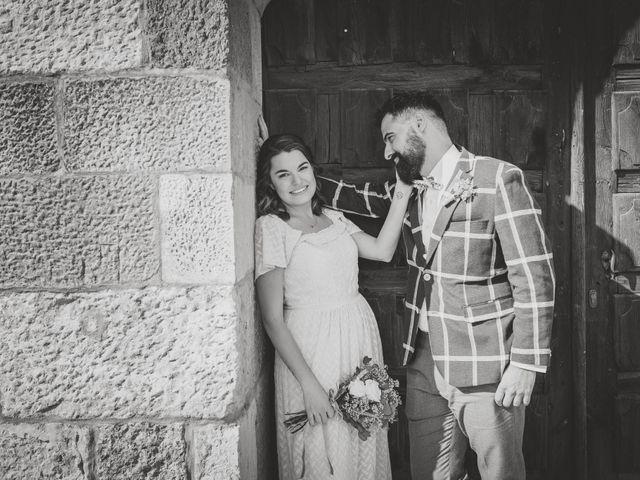 La boda de Alberto y Laura en Ayllon, Segovia 84