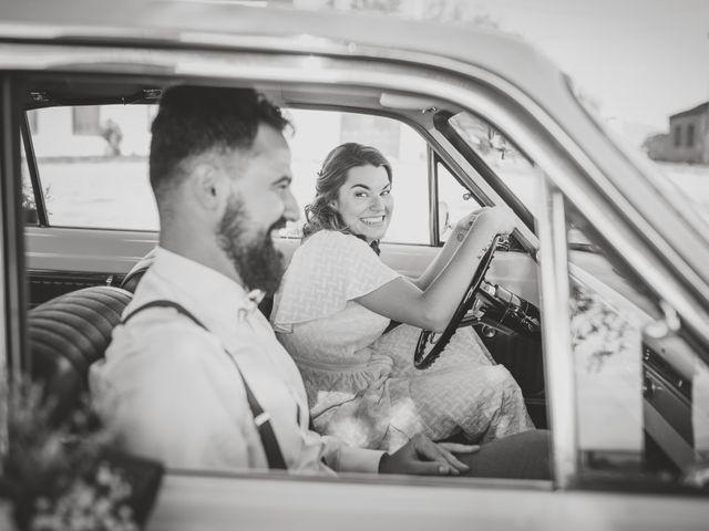La boda de Alberto y Laura en Ayllon, Segovia 87
