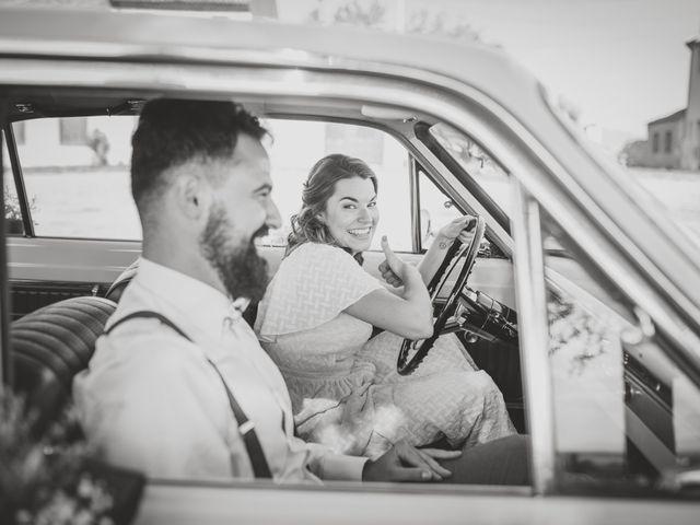 La boda de Alberto y Laura en Ayllon, Segovia 88