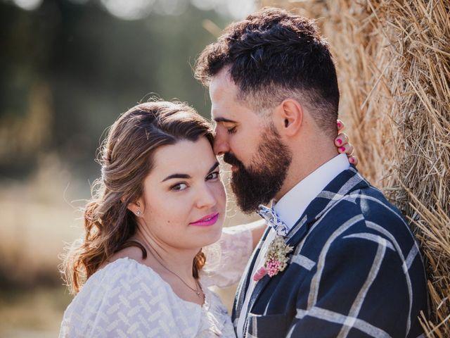 La boda de Alberto y Laura en Ayllon, Segovia 94