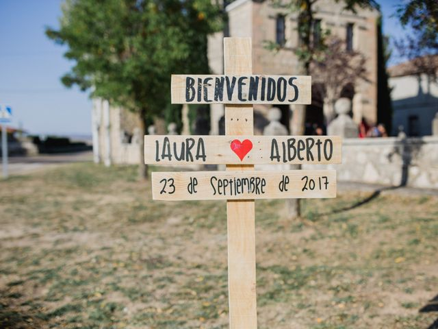 La boda de Alberto y Laura en Ayllon, Segovia 95